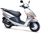 Noleggio Scooter 100 a Roma