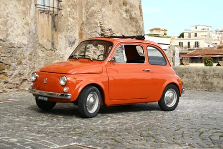 Tour in Fiat 500