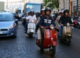 Tour in Vespa d'epoca a Roma