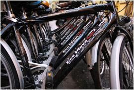 tour bicicletta Roma